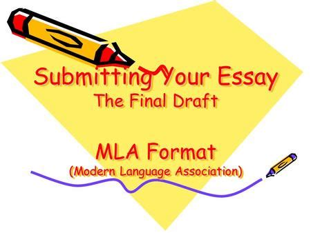 Mla format essay page numbers